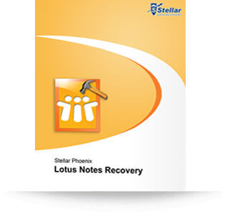 Stellar Lotus Notes Recovery software