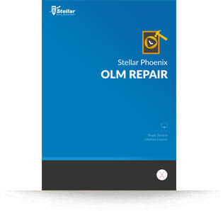 Stellar OLM Repair software