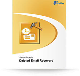 Stellar Deleted email recovery
