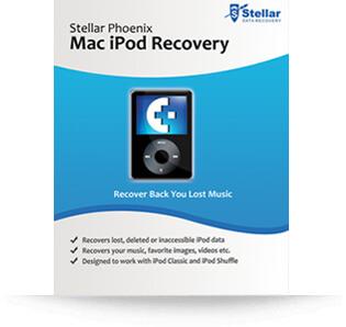 Stellar IPod Recovery (Mac)