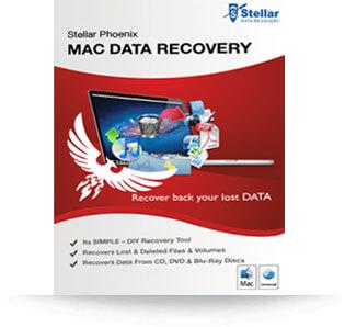 Stellar Mac Recovery on Windows