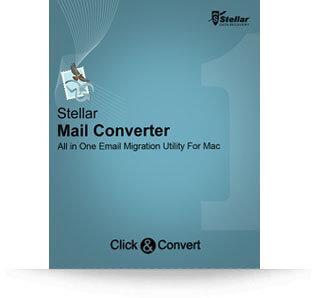 Stellar Mail Converter – Mac
