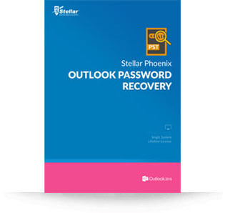Stellar Outlook Password Recovery