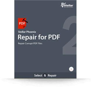 Stellar Repair for PDF - Mac
