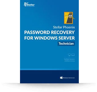 Stellar Server Password Recovery