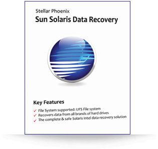 Stellar Sun Solaris Data Recovery