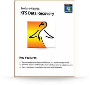 Stellar XFS Data Recovery