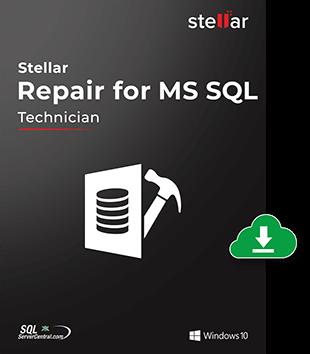 Stellar Repair voor MS SQL
